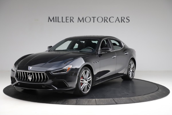 New 2018 Maserati Ghibli S Q4 Gransport for sale Sold at Bentley Greenwich in Greenwich CT 06830 2