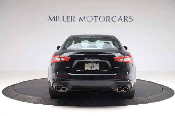 New 2018 Maserati Ghibli S Q4 Gransport for sale Sold at Bentley Greenwich in Greenwich CT 06830 7