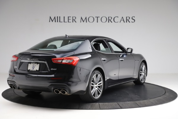 Used 2018 Maserati Ghibli S Q4 Gransport for sale $55,900 at Bentley Greenwich in Greenwich CT 06830 8