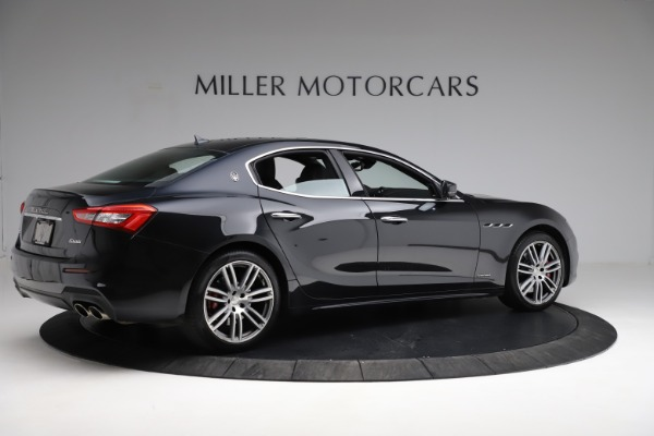 Used 2018 Maserati Ghibli S Q4 Gransport for sale $55,900 at Bentley Greenwich in Greenwich CT 06830 9