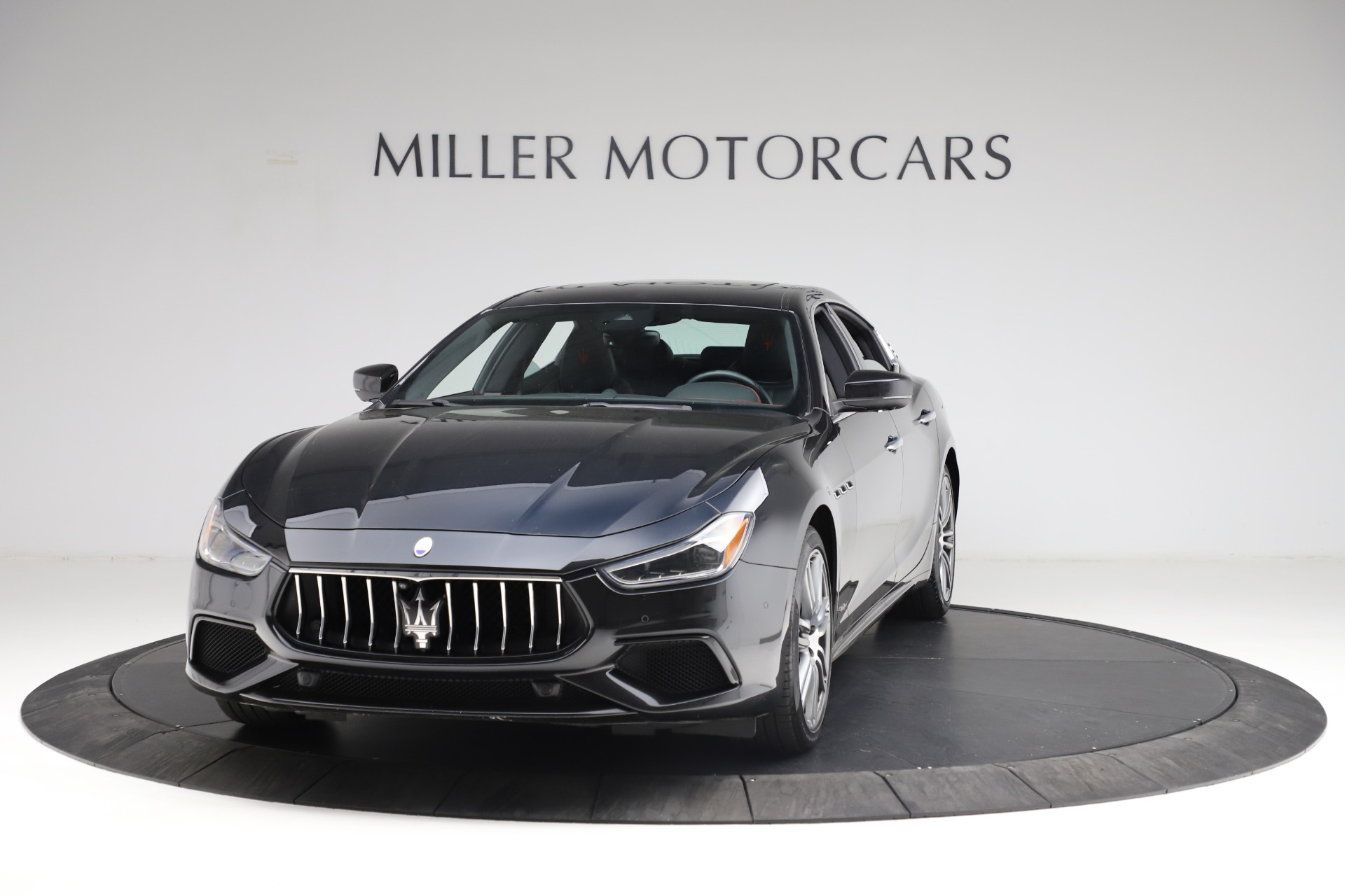 New 2018 Maserati Ghibli S Q4 Gransport for sale Sold at Bentley Greenwich in Greenwich CT 06830 1