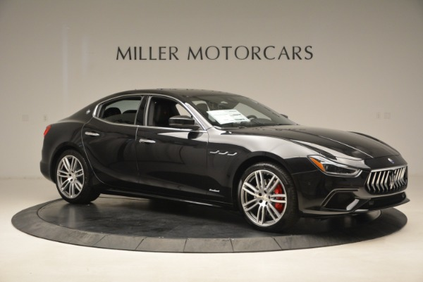 New 2018 Maserati Ghibli S Q4 Gransport for sale Sold at Bentley Greenwich in Greenwich CT 06830 10