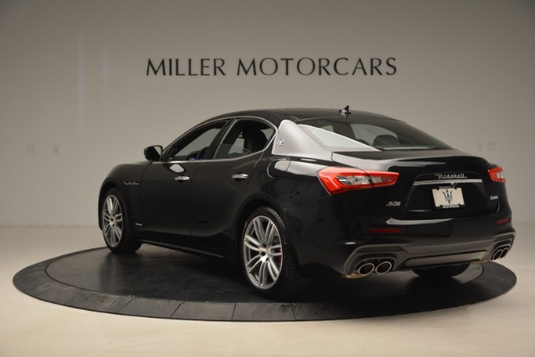 New 2018 Maserati Ghibli S Q4 Gransport for sale Sold at Bentley Greenwich in Greenwich CT 06830 5