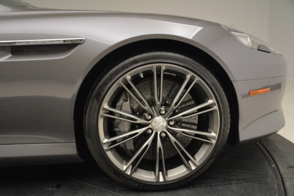 Used 2015 Aston Martin DB9 for sale Sold at Bentley Greenwich in Greenwich CT 06830 18