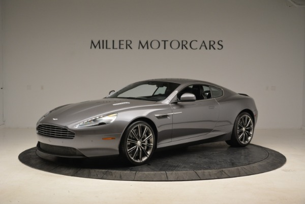 Used 2015 Aston Martin DB9 for sale Sold at Bentley Greenwich in Greenwich CT 06830 2