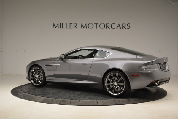 Used 2015 Aston Martin DB9 for sale Sold at Bentley Greenwich in Greenwich CT 06830 4