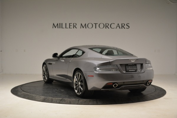 Used 2015 Aston Martin DB9 for sale Sold at Bentley Greenwich in Greenwich CT 06830 5