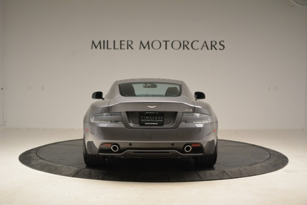 Used 2015 Aston Martin DB9 for sale Sold at Bentley Greenwich in Greenwich CT 06830 6