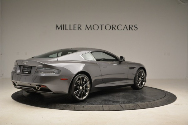 Used 2015 Aston Martin DB9 for sale Sold at Bentley Greenwich in Greenwich CT 06830 8