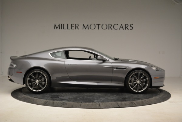 Used 2015 Aston Martin DB9 for sale Sold at Bentley Greenwich in Greenwich CT 06830 9