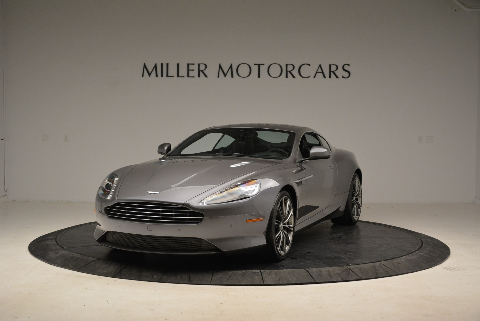 Used 2015 Aston Martin DB9 for sale Sold at Bentley Greenwich in Greenwich CT 06830 1