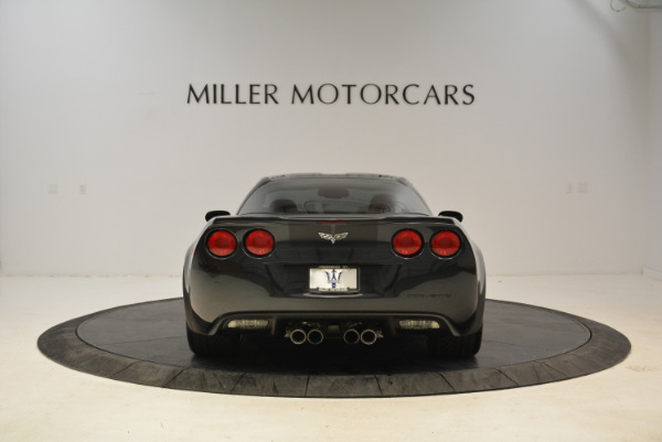 Used 2012 Chevrolet Corvette Z16 Grand Sport for sale Sold at Bentley Greenwich in Greenwich CT 06830 6