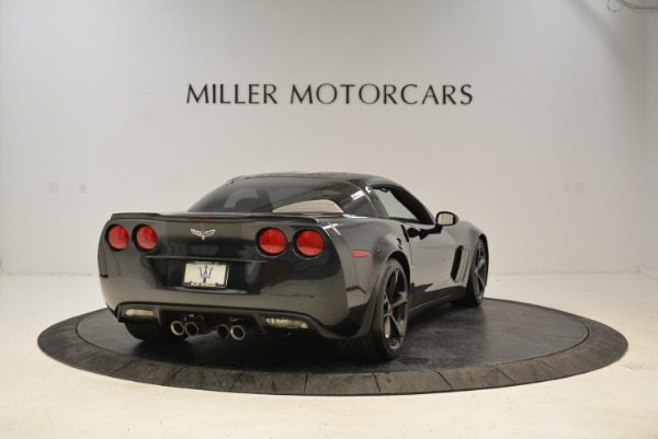 Used 2012 Chevrolet Corvette Z16 Grand Sport for sale Sold at Bentley Greenwich in Greenwich CT 06830 7