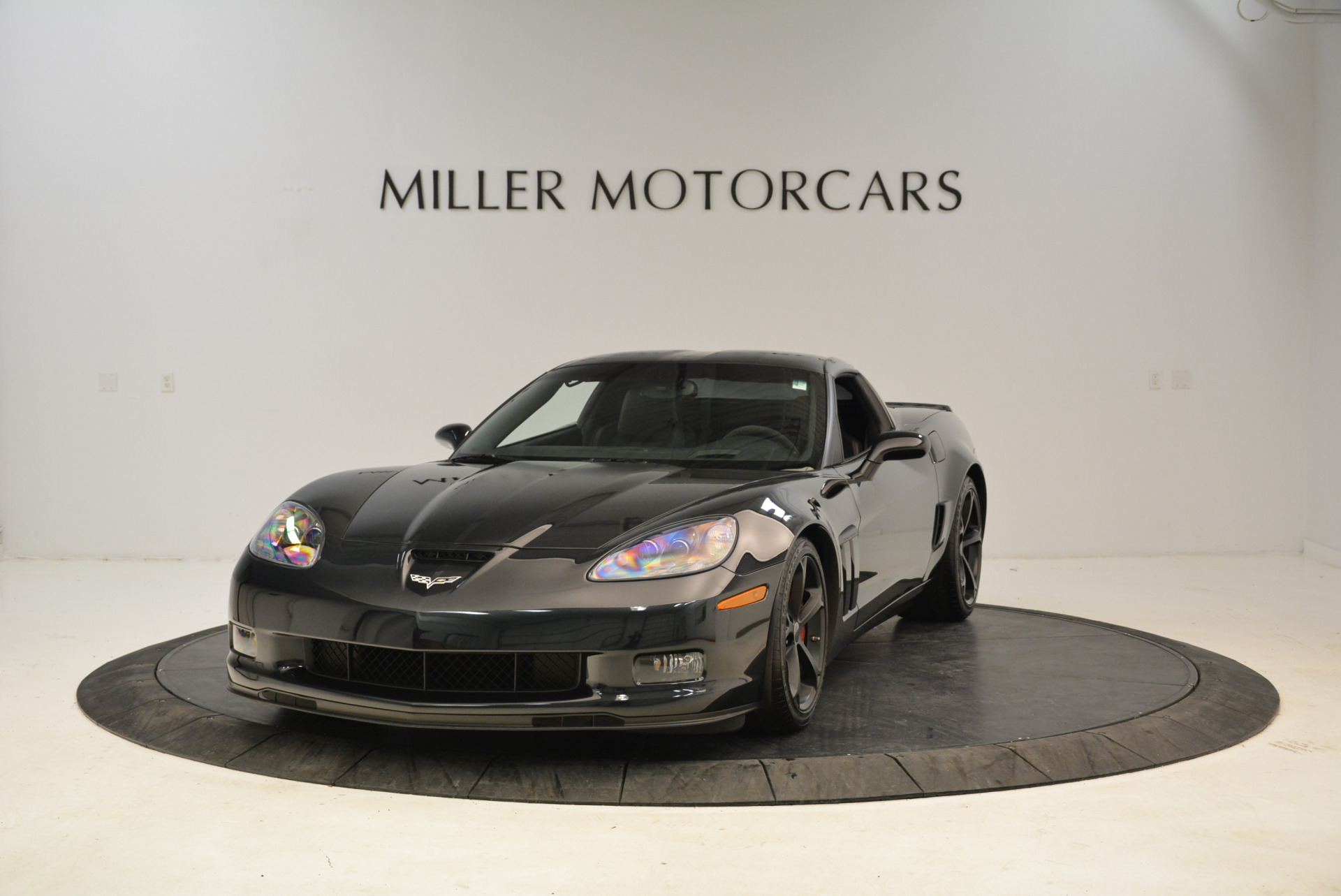 Used 2012 Chevrolet Corvette Z16 Grand Sport for sale Sold at Bentley Greenwich in Greenwich CT 06830 1