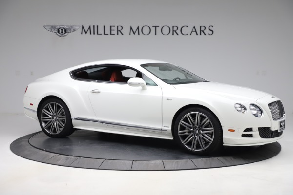 Used 2015 Bentley Continental GT Speed for sale $109,900 at Bentley Greenwich in Greenwich CT 06830 10