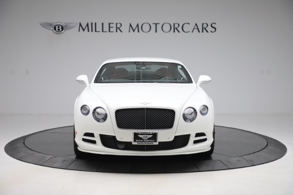 Used 2015 Bentley Continental GT Speed for sale $109,900 at Bentley Greenwich in Greenwich CT 06830 12