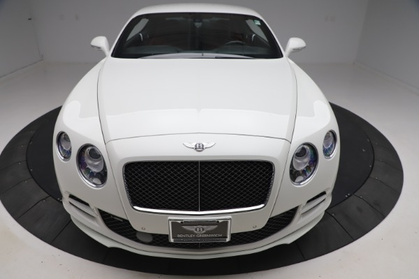 Used 2015 Bentley Continental GT Speed for sale $109,900 at Bentley Greenwich in Greenwich CT 06830 13