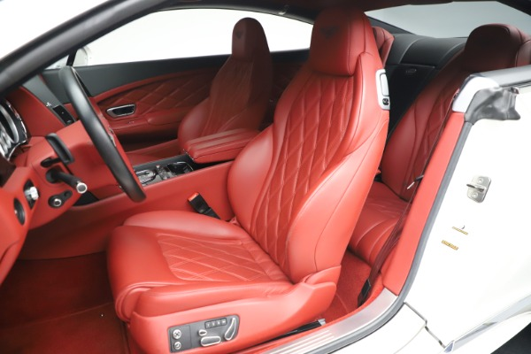 Used 2015 Bentley Continental GT Speed for sale $109,900 at Bentley Greenwich in Greenwich CT 06830 17