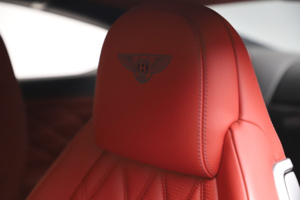 Used 2015 Bentley Continental GT Speed for sale $109,900 at Bentley Greenwich in Greenwich CT 06830 19