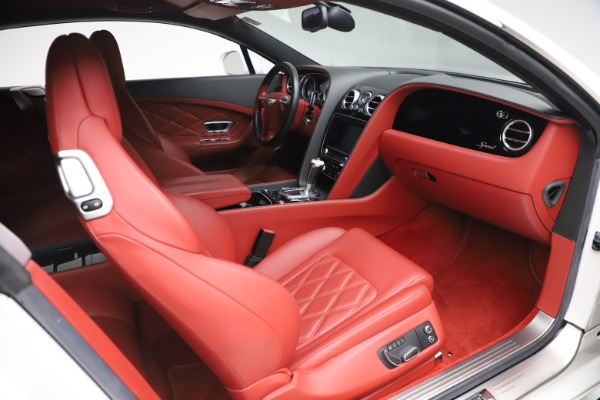 Used 2015 Bentley Continental GT Speed for sale $109,900 at Bentley Greenwich in Greenwich CT 06830 21