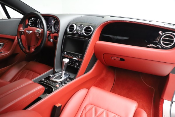 Used 2015 Bentley Continental GT Speed for sale $109,900 at Bentley Greenwich in Greenwich CT 06830 25