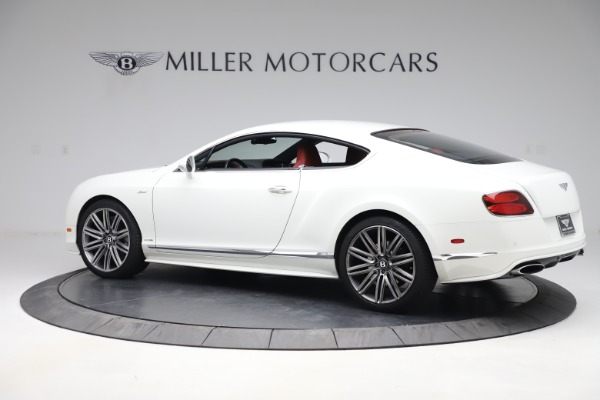 Used 2015 Bentley Continental GT Speed for sale $109,900 at Bentley Greenwich in Greenwich CT 06830 4