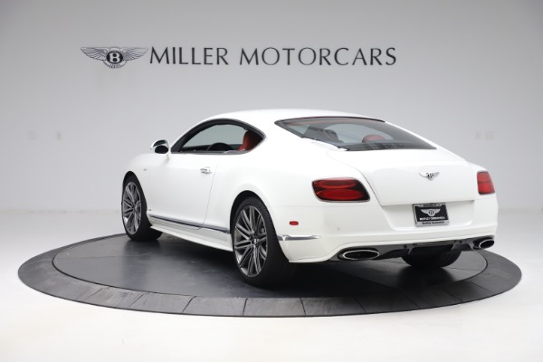 Used 2015 Bentley Continental GT Speed for sale $109,900 at Bentley Greenwich in Greenwich CT 06830 5