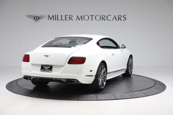 Used 2015 Bentley Continental GT Speed for sale $109,900 at Bentley Greenwich in Greenwich CT 06830 7