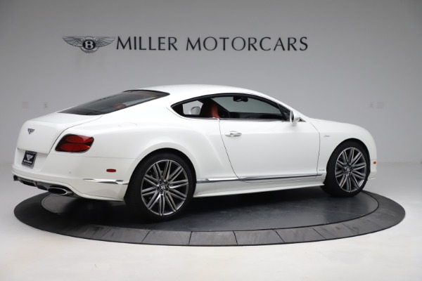 Used 2015 Bentley Continental GT Speed for sale $109,900 at Bentley Greenwich in Greenwich CT 06830 8