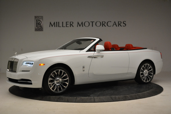 New 2018 Rolls-Royce Dawn for sale Sold at Bentley Greenwich in Greenwich CT 06830 2
