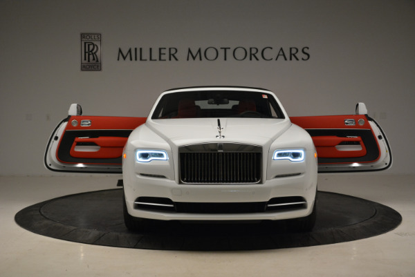 New 2018 Rolls-Royce Dawn for sale Sold at Bentley Greenwich in Greenwich CT 06830 25