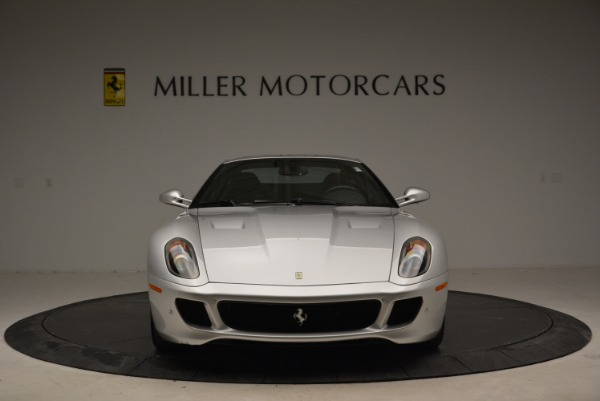 Used 2010 Ferrari 599 GTB Fiorano for sale Sold at Bentley Greenwich in Greenwich CT 06830 12