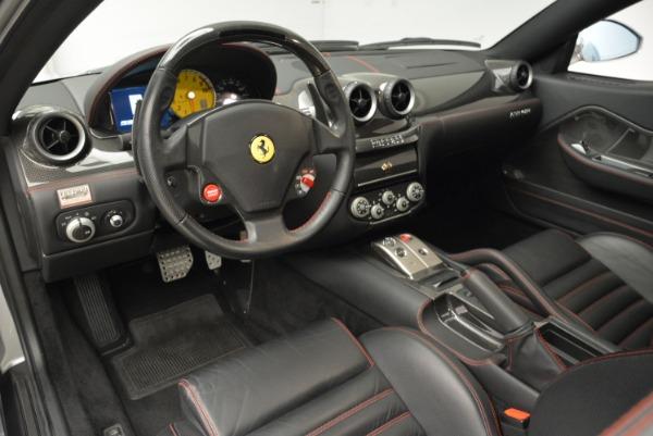 Used 2010 Ferrari 599 GTB Fiorano for sale Sold at Bentley Greenwich in Greenwich CT 06830 13