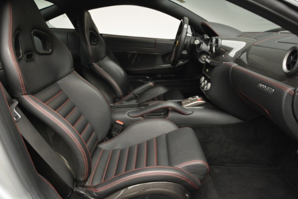 Used 2010 Ferrari 599 GTB Fiorano for sale Sold at Bentley Greenwich in Greenwich CT 06830 17
