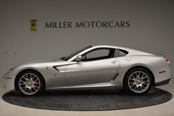Used 2010 Ferrari 599 GTB Fiorano for sale Sold at Bentley Greenwich in Greenwich CT 06830 3