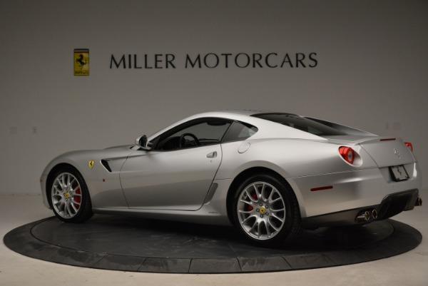 Used 2010 Ferrari 599 GTB Fiorano for sale Sold at Bentley Greenwich in Greenwich CT 06830 4