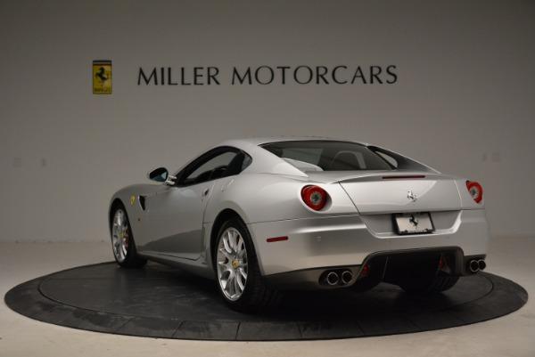 Used 2010 Ferrari 599 GTB Fiorano for sale Sold at Bentley Greenwich in Greenwich CT 06830 5