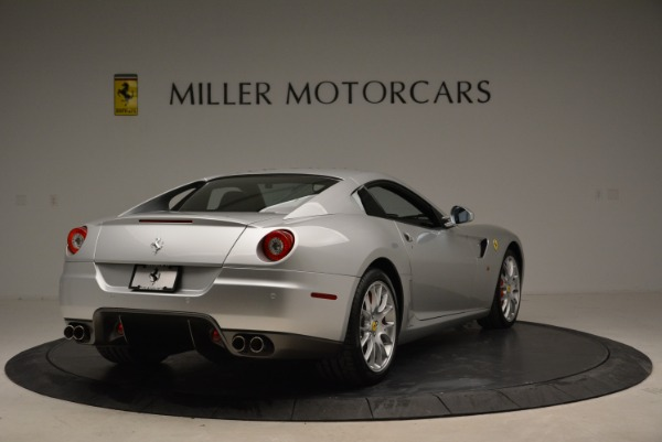 Used 2010 Ferrari 599 GTB Fiorano for sale Sold at Bentley Greenwich in Greenwich CT 06830 7