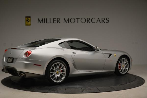 Used 2010 Ferrari 599 GTB Fiorano for sale Sold at Bentley Greenwich in Greenwich CT 06830 8