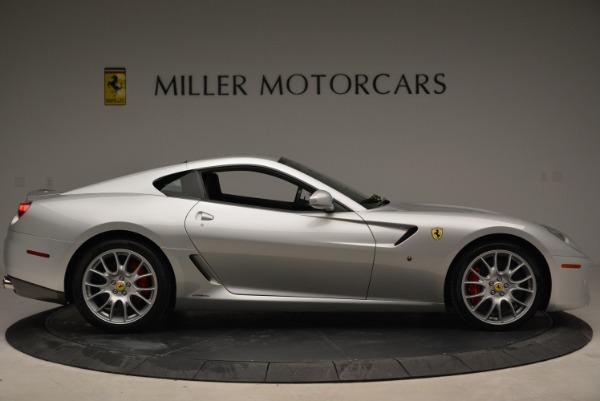 Used 2010 Ferrari 599 GTB Fiorano for sale Sold at Bentley Greenwich in Greenwich CT 06830 9