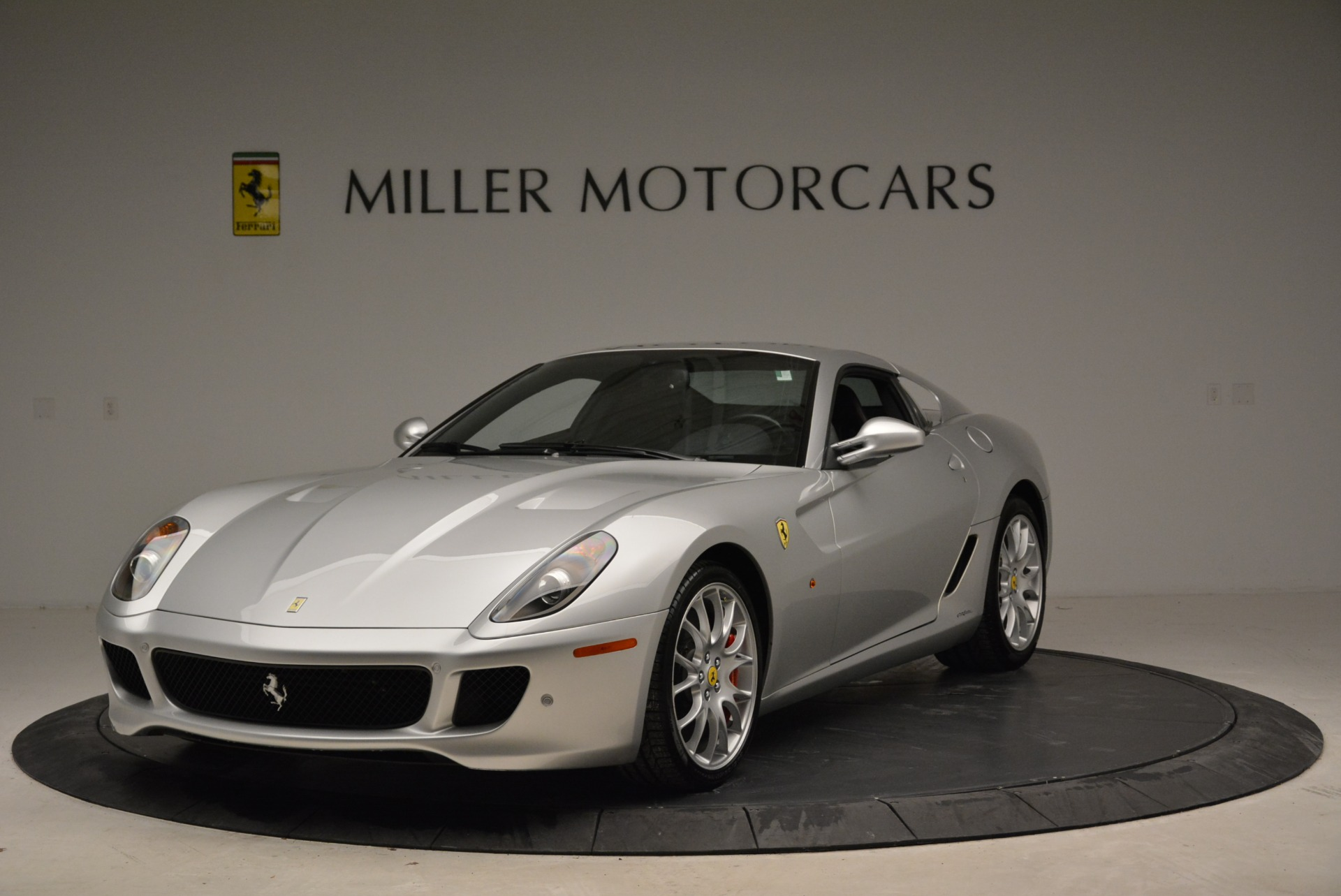 Used 2010 Ferrari 599 GTB Fiorano for sale Sold at Bentley Greenwich in Greenwich CT 06830 1