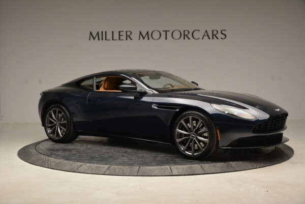 New 2018 Aston Martin DB11 V8 for sale Sold at Bentley Greenwich in Greenwich CT 06830 10