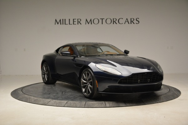 New 2018 Aston Martin DB11 V8 for sale Sold at Bentley Greenwich in Greenwich CT 06830 11