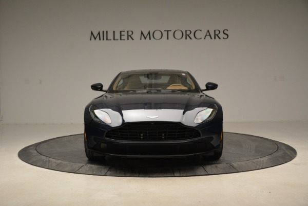 New 2018 Aston Martin DB11 V8 for sale Sold at Bentley Greenwich in Greenwich CT 06830 12