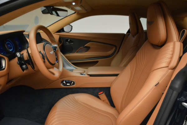 New 2018 Aston Martin DB11 V8 for sale Sold at Bentley Greenwich in Greenwich CT 06830 13