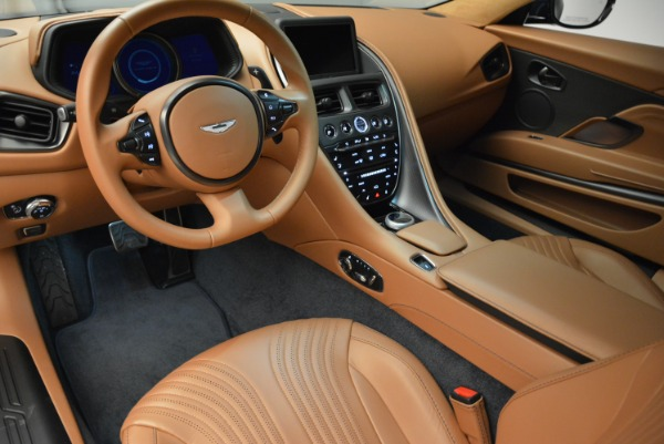 New 2018 Aston Martin DB11 V8 for sale Sold at Bentley Greenwich in Greenwich CT 06830 14