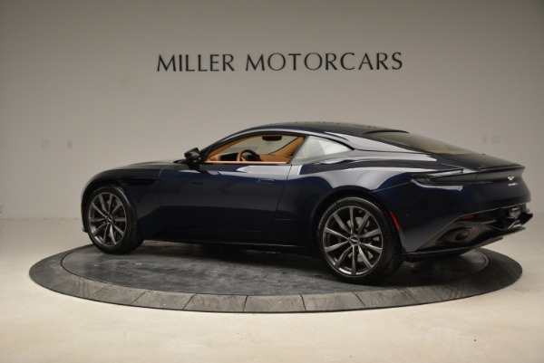 New 2018 Aston Martin DB11 V8 for sale Sold at Bentley Greenwich in Greenwich CT 06830 4