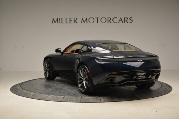 New 2018 Aston Martin DB11 V8 for sale Sold at Bentley Greenwich in Greenwich CT 06830 5