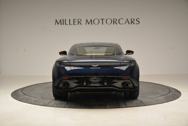 New 2018 Aston Martin DB11 V8 for sale Sold at Bentley Greenwich in Greenwich CT 06830 6
