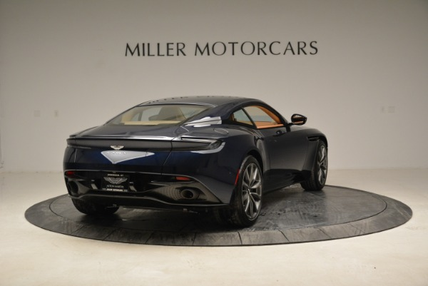 New 2018 Aston Martin DB11 V8 for sale Sold at Bentley Greenwich in Greenwich CT 06830 7